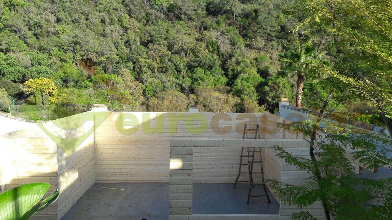 Montaje caseta de jard n brita 19 7 en m laga for Casetas de jardin baratas madrid