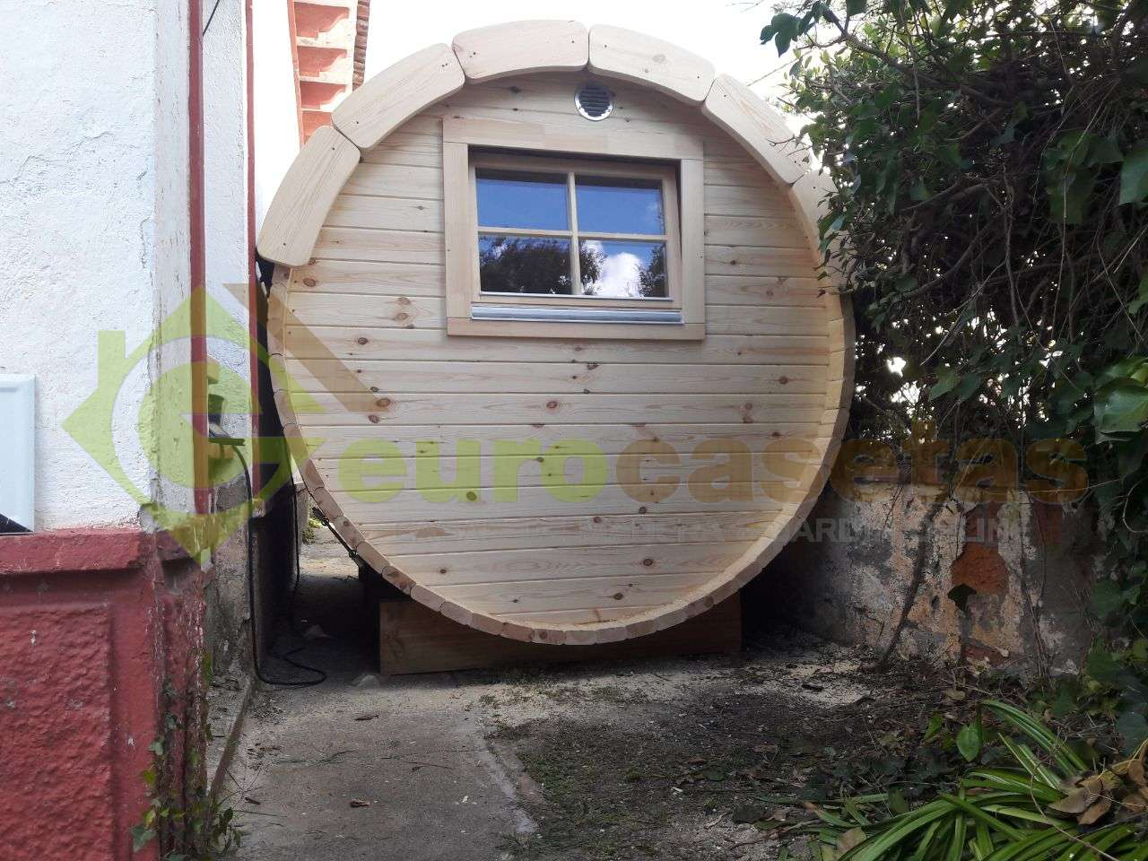 Caseta Camping Bariil 3.0