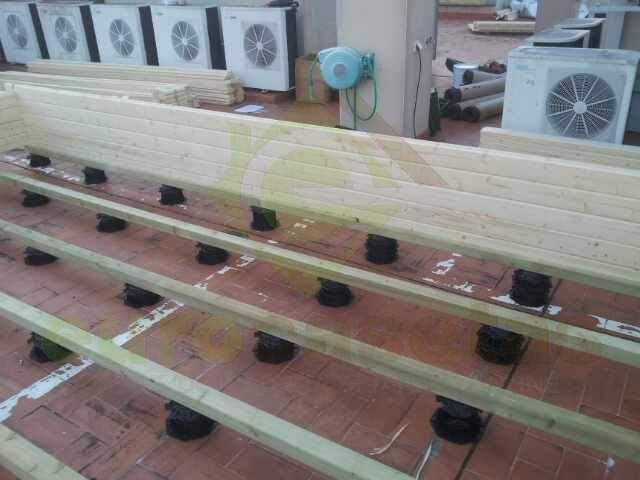 Montaje casa de jard n trinity eurocasetas casas de - Como hacer caseta de madera para jardin ...