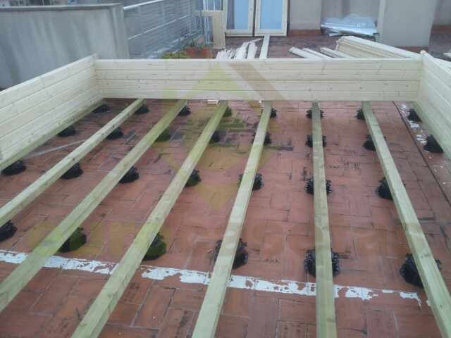 Montaje casa de jard n trinity eurocasetas casas de - Como hacer caseta de madera ...