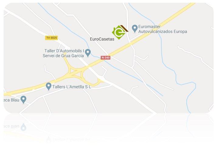 eurocasetas mapa